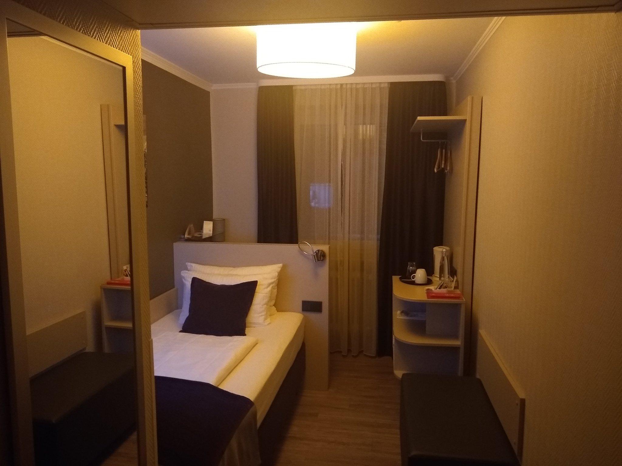 Hotel room in Frankfurt am Main