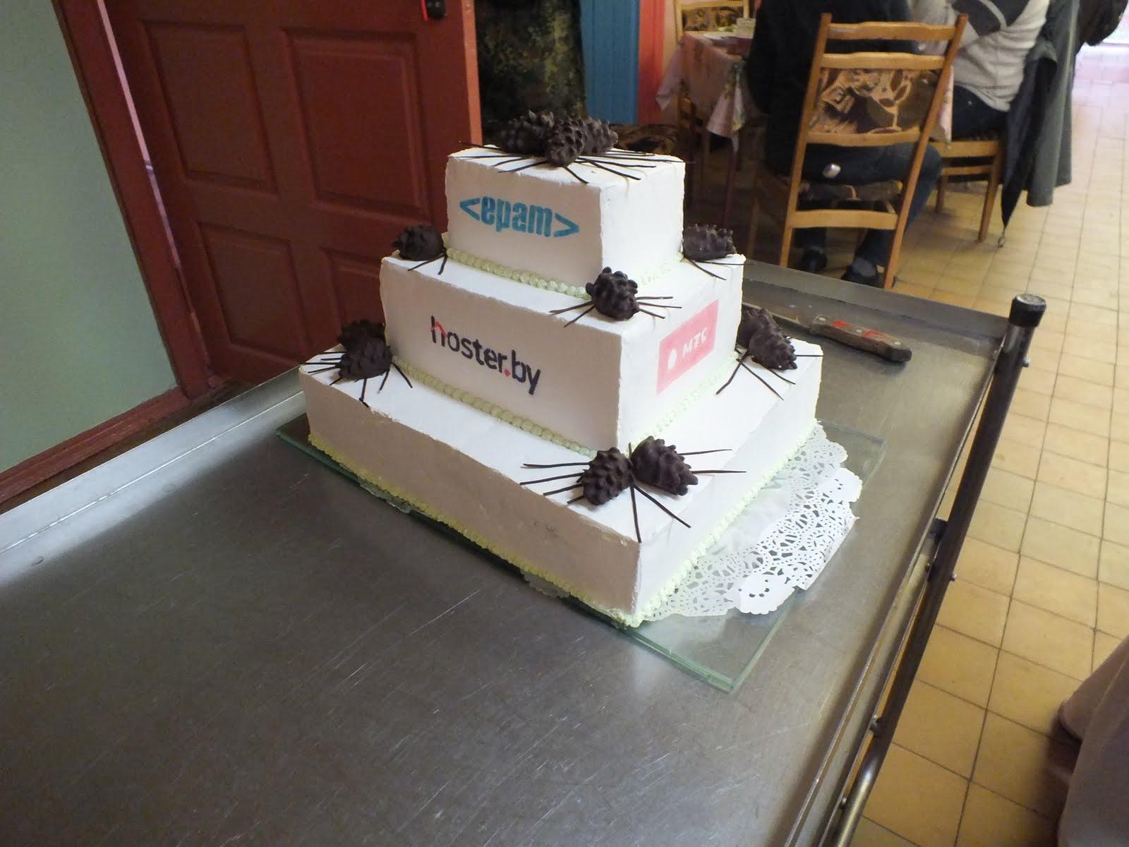 LVEE cake